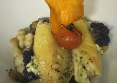 Quenelles Lyonnaises aux Légumes d'Automne