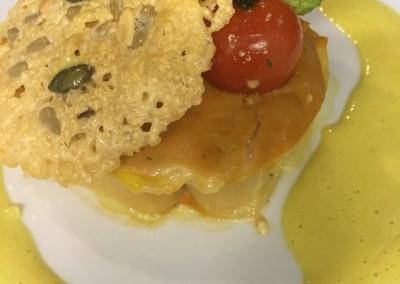 Cannelloni de Potiron